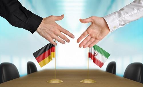 Handel mit Iran