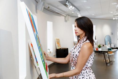 Kunstrecht bei Auktionen