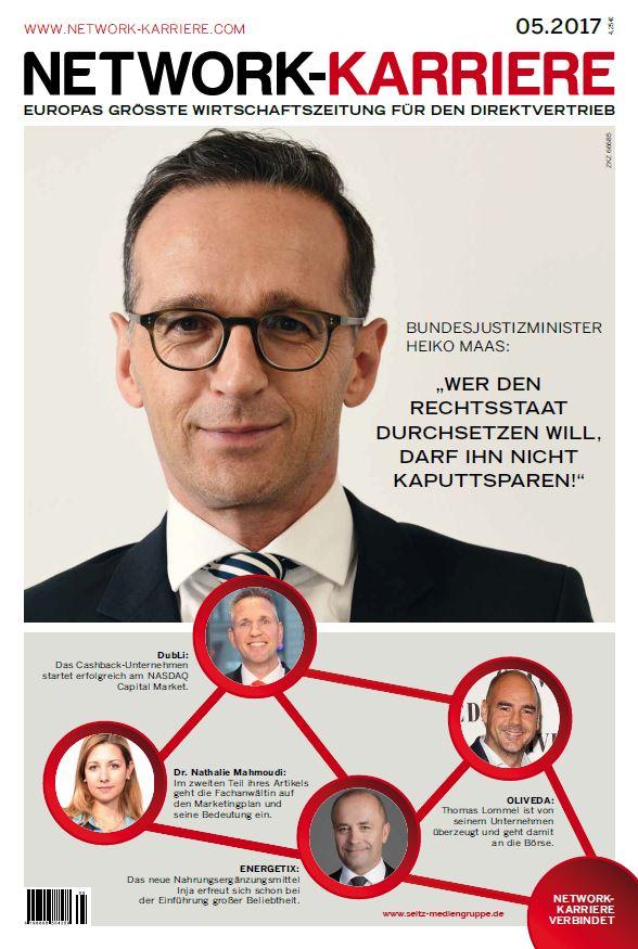 network karriere Mai 2017