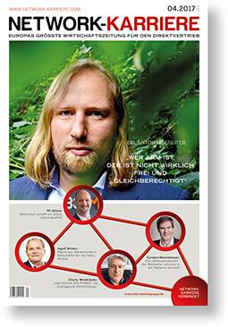 network-marketing in Network Karriere 4/17